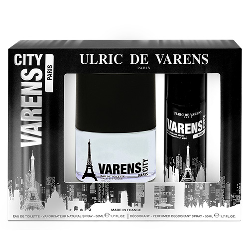 VARENS CITY PARIS